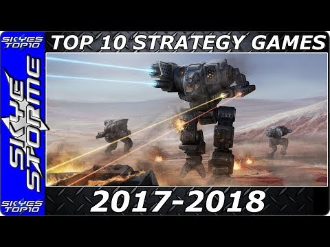 Top 10 Upcoming TURN BASED STRATEGY Games 2017 2018