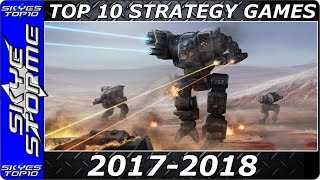 Top 10 Upcoming TURN BASED STRATEGY Games 2017 2018 - Ancient Armies, Spaceships and Battle Mechs
