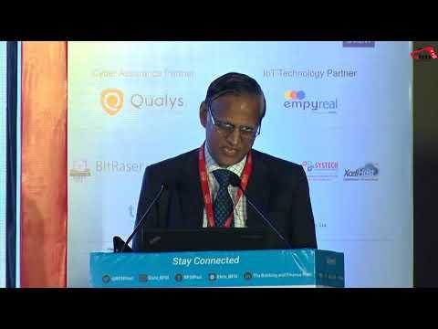 K Ramachandran, Senior Advisor-Banking Technology, Indian Banks' Association