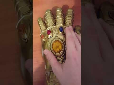Перчатка Таноса версии 2.0