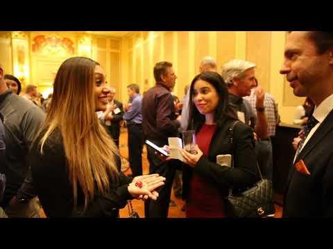 Magic of Devereaux Corporate party Venetian Las Vegas