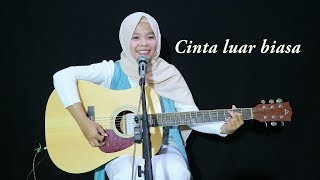 Download lagu Andmesh Kamaleng - Cinta Luar Biasa Cover by Ferachocolatos