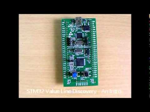 STM32 Value Line Discovery-An Intro.wmv