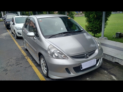 In Depth Tour Honda Jazz GD Sports VTEC CVT Facelift (2007)