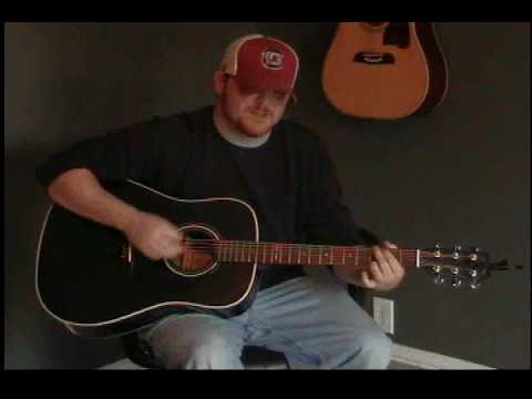 Travis tritt cover Help me hold on