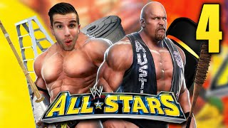 WWE ALL STARS - Path of Champions Legends - Ep. 4 -