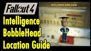 intelligence bobblehead location   fallout 4   xbeau gaming