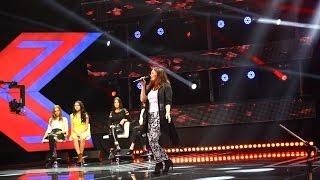 Zara Larsson - Never Forget You. Vezi aici cum cântă Izabela Simion la X Factor!