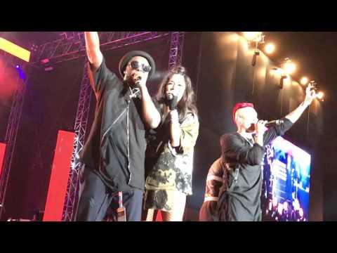 The Black Eyed Peas - Where Is The Love ft. Nicole Scherzinger (Live Performance 2017)