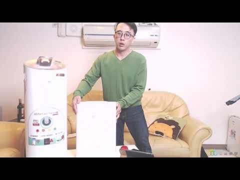 【空氣清淨機PK】LG PuriCare 大白P.K. BRISE 空氣清淨機
