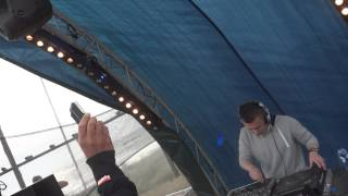 Arctic Moon play Mark Leanings - Whatever Happens (Arctic Moon Remix) at Luminosity Beach 2012