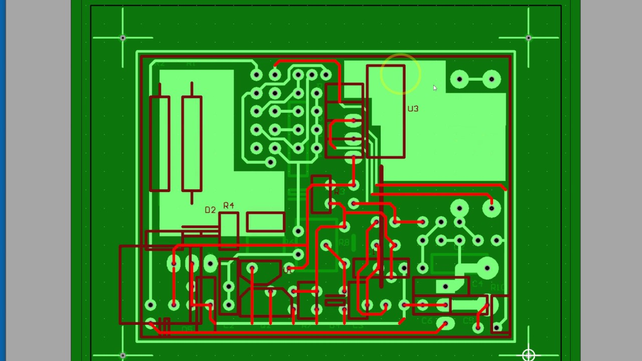 CNC Software To Make PCB with CNC