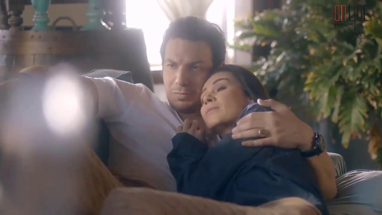 رومانسية لين و لامبالاة رجا باسل خياط نادين الراسي مسلسل قصة