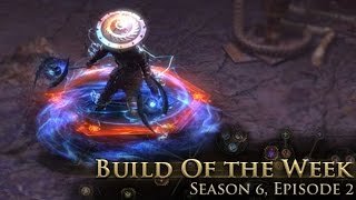 Build of the Week S06E02: Hitma47's BurningWarp Elementalist