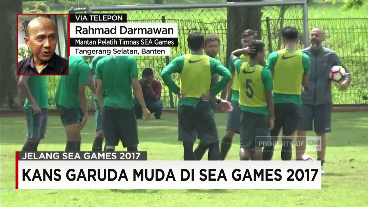 Kans Garuda Muda, Timnas PSSI di Sea Games 2017  Rahmad Darmawan  YouTube