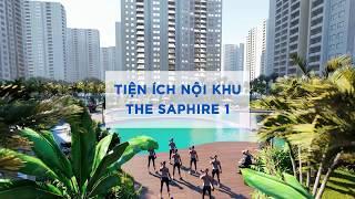 VINHOMES SMART CITY - TIỆN ÍCH NỘI KHU SAPPHIRE 1 VÀ SAPPHIRE 2