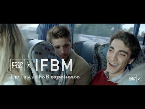 ESCP Europe's Master in IFBM Company visit: the Tuscan F&B experience
