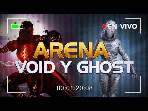 Arena de Void y Ghost | Marvel Contest of Champions