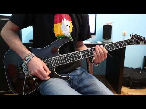 ROBAR - Atreyu - Ex's and Oh's (cover) mp3