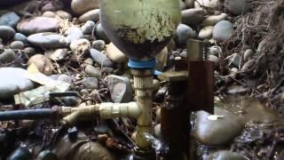 видео: гидроударный насос
