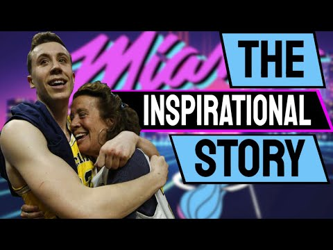 Duncan Robinson: the INSPIRATIONAL story of a Miami Heat shooter [D3 to the NBA]