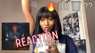 KSI - DISSIMULATION | ALBUM REACTION/REVIEW!!