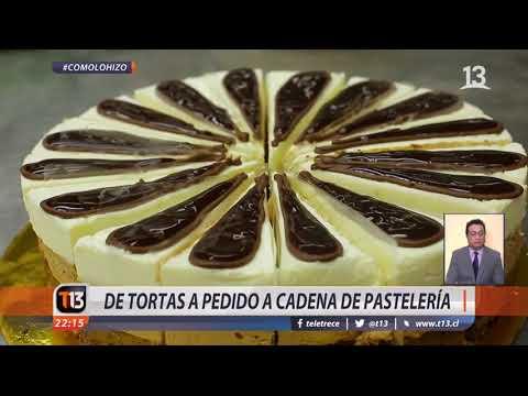 De Tortas A Pedido A Cadena De Pastelería #CómoLoHizo