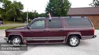 1994 GMC Suburban - Walkthrough, test drive, FOR SALE!
