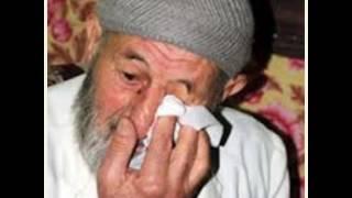 Oğlu tarafından dövülen babanın ağıdı seslendirenAşık imami