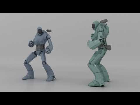 Luigi Manese  - Game Animation Fighting - Spring 2018 - CSUF