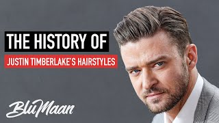 Justin Timberlake Hairstyles: From WORST to BEST | Mens Hair Advice 2019