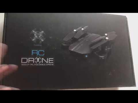 Квадрокоптер RC Drone 8807 распаковка и впечатления