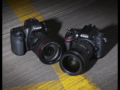 Top 5 DSLR Cameras Under $500