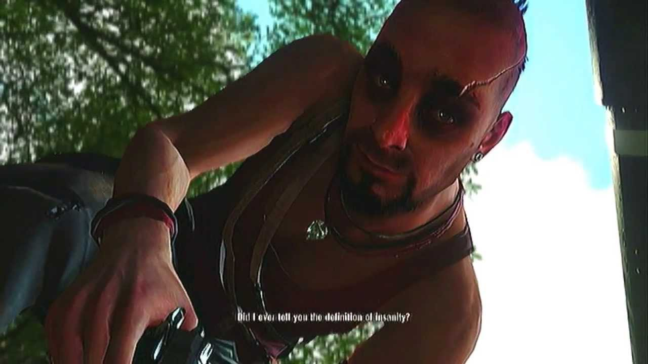 Top 10 Best Vaas Quotes Far Cry 3 Youtube