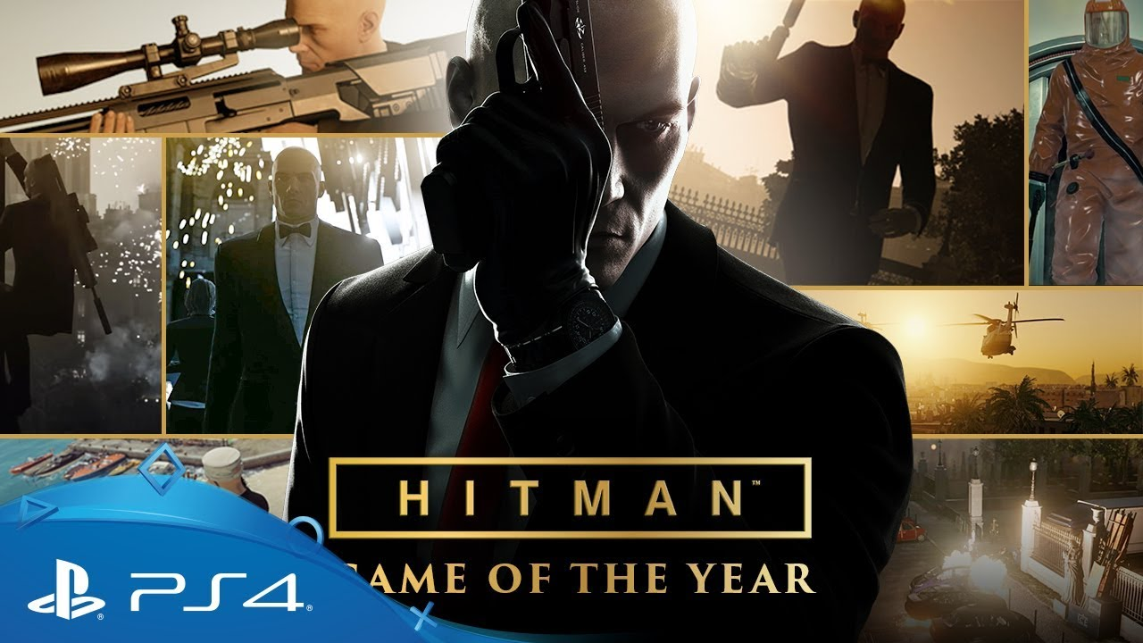 Hitman Game of the Year Edition torrent download v1.13.2