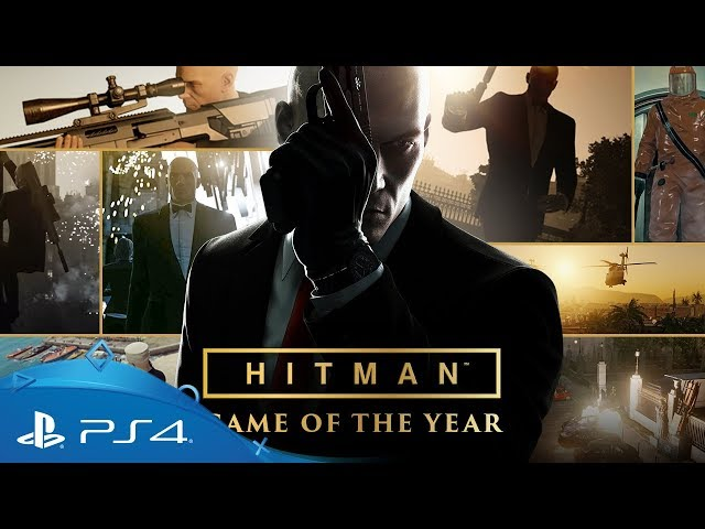 Hitman | Game of the Year Edition Trailer | PS4