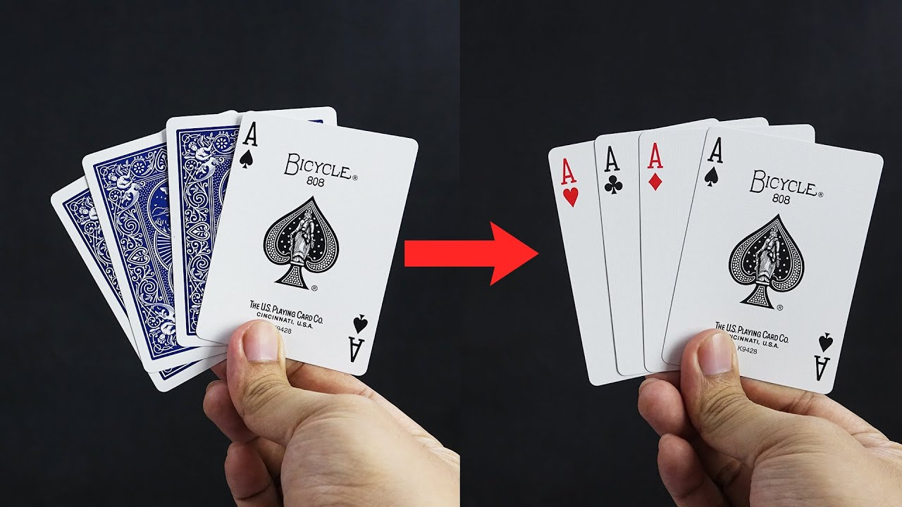 3 Magic Tricks Everyone Can Do at Home