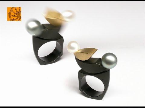Jeweler Kinetic Rings - Studio Michael Berger || Perpetual Useless