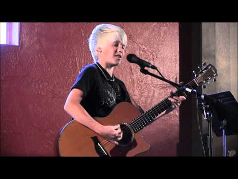 My Own Little World - Matthew West by 10 yr old Carson Lueders