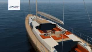 Jongert is building a new sailing yacht
