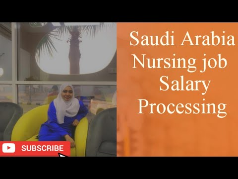 Saudi Arabia Nurse Jobs/benefits/salary