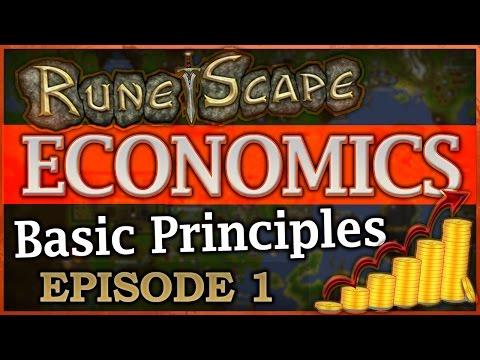 RuneScape Economics: The Basic Principles (Episode 1)