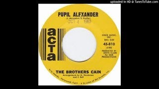 The Brothers Cain - Pupil Alexander (Curt Boettcher)