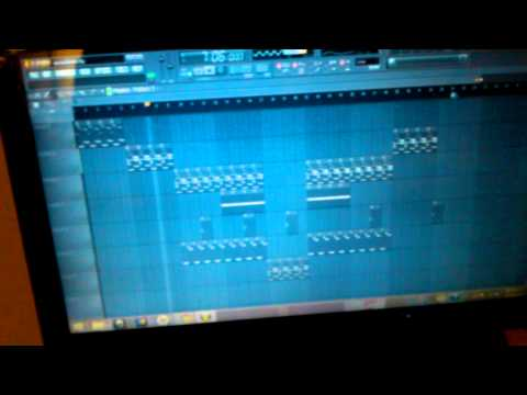 August alsina - Downtown (instrumental) flstudio remake