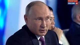 """Путин ответил на важные вопросы на форуме """"Валдай-2017"""""""