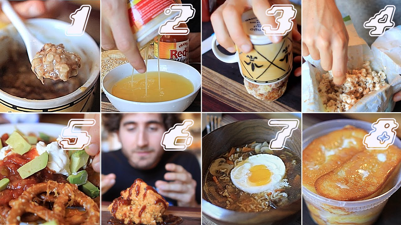 8 Simple Microwave Recipes For Rs