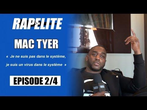 Mac Tyer : «Je ne suis pas dans le système, je suis un virus dans le système»