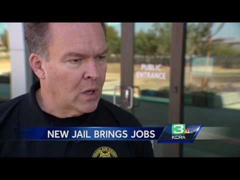 Inside look at new jail in Stanislaus County