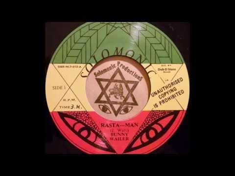 BUNNY WAILER - Rasta Man [1976]
