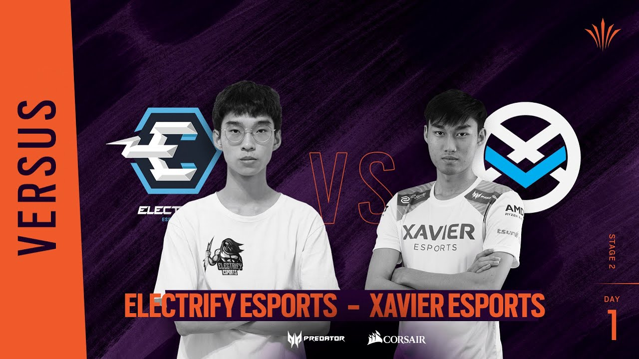 Electrify Esports vs Xavier Esports // Rainbow Six APAC North Division 2020 - Stage 2 - Playday #1